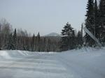 Снег на далеких вершинах
