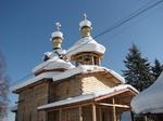 Церковь в Артыбаше