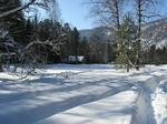 Зимняя сказка и бездорожная реальность
