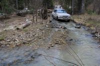Но иногда проще идти по ручью