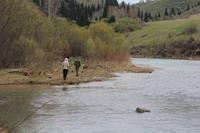 Река ...